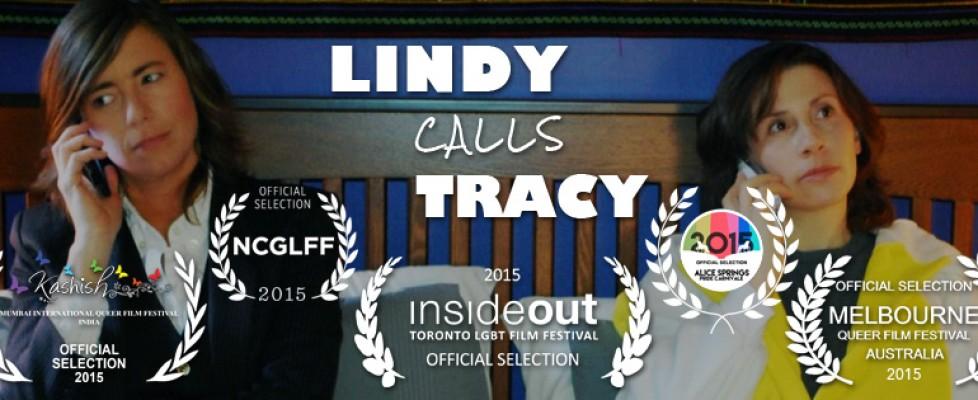 Lindy Calls Tracy