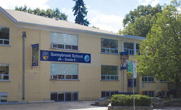 Sunnybrook School Ext 1